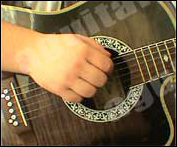 Игра боем правой рукой
