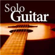 Solo Guitar on Calm Radio